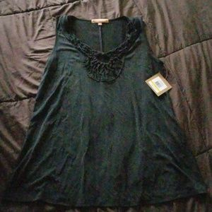 Ellen Tracy black camisole
